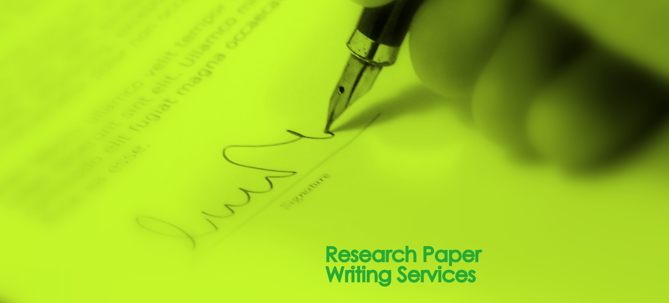 research and writing services My research, writing, and appellate experience allows me to provide the highest level of research and drafting services my goal is to help attorneys provide better, less expensive, service to their clients.