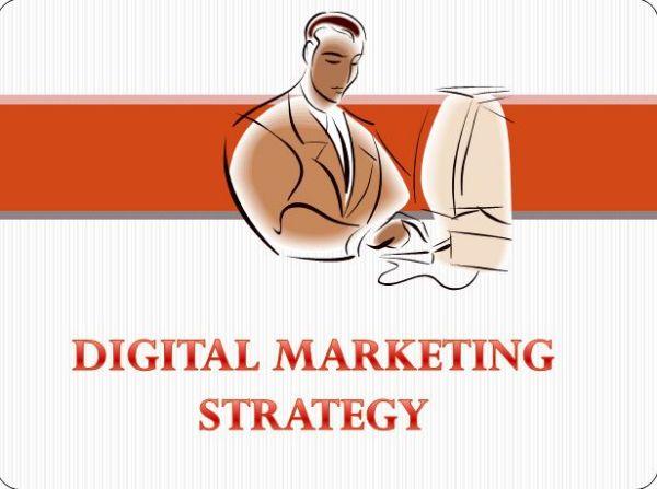 Making Digital Marketing Strategy