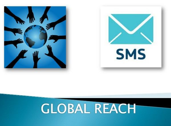 SMS marketing strategy has global reach