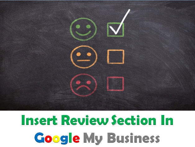 Reviews helps other customers know about your performance