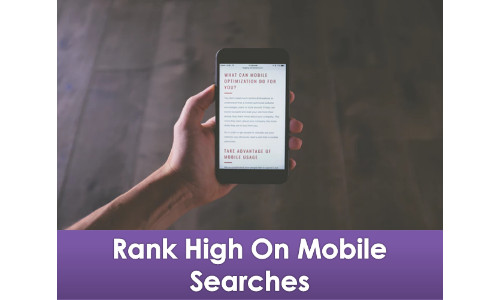 Ranking high on local seaches is the prime objective of Local SEO strategies.
