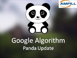 Google Algorithms - Panda update is helpful in eliminating duplicate or low quality content.